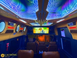 Xe Lạc Hồng Limousine undefined